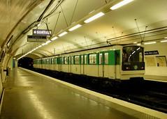 Paris, Porte des Lilas 25.11.2006