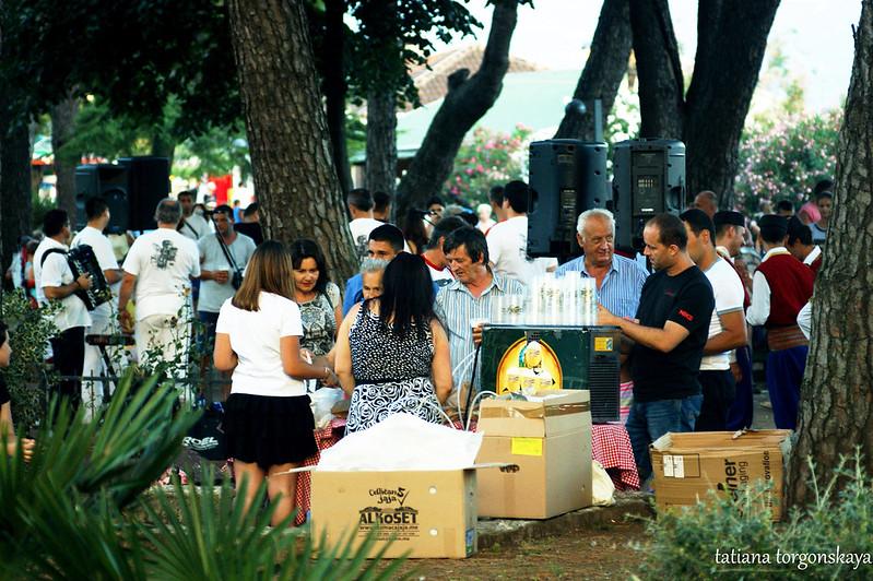 Первый летний фестиваль в Игало