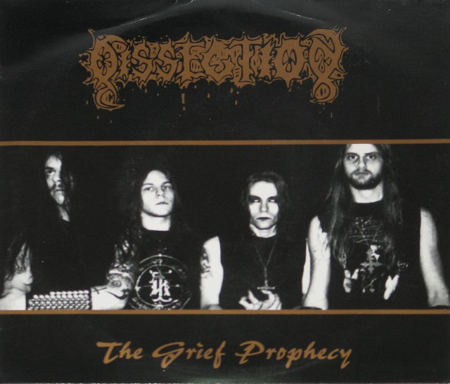 Dissection The grief prophecy Demo '91