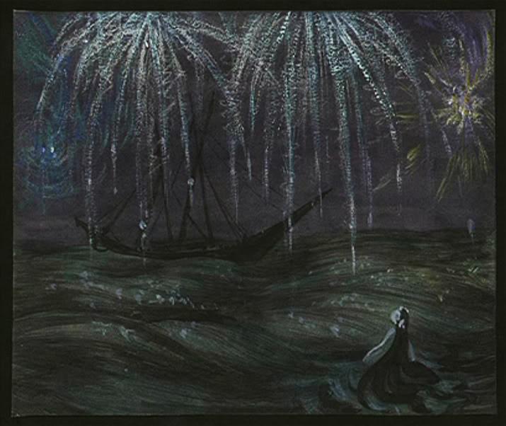 La Sirenita Arte 00020