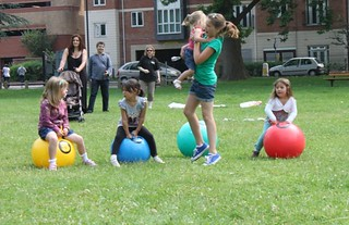 Grenfell Park Kids Club - Summer 2012