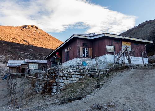 Dzongri Trekkers Hut