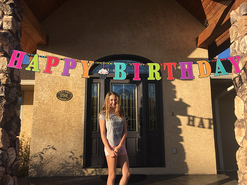 Happy 14th Abbie!
