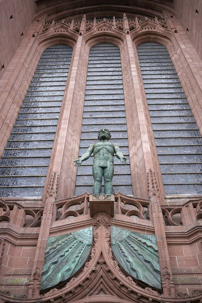 Liverpool Cathedral (1 of 2) Liverpool, The Beatles, Photo By: Anna-Belle Durrant