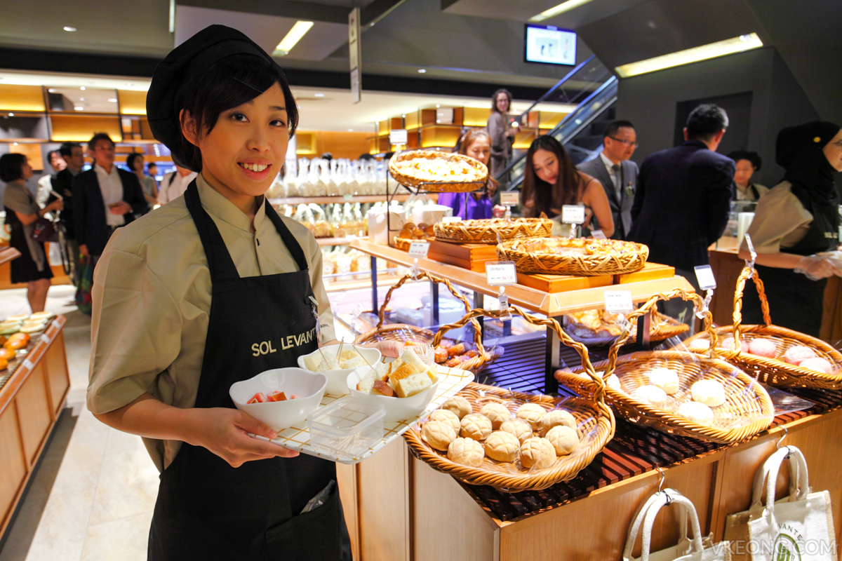 ISETAN The Japan Store - Pastry and bread