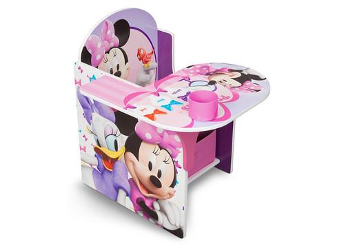 Delta Minnie Mouse Chair Desk Escritorio Pupitre Niña 1