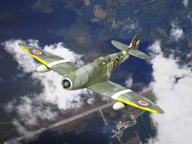 supermarine spitfire jetfire - photo #6