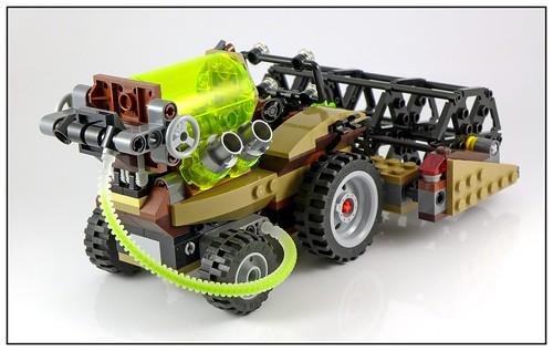 LEGO SuperHeroes DC Comics 76054 Batman Scarecrow Harvest of Fear 13