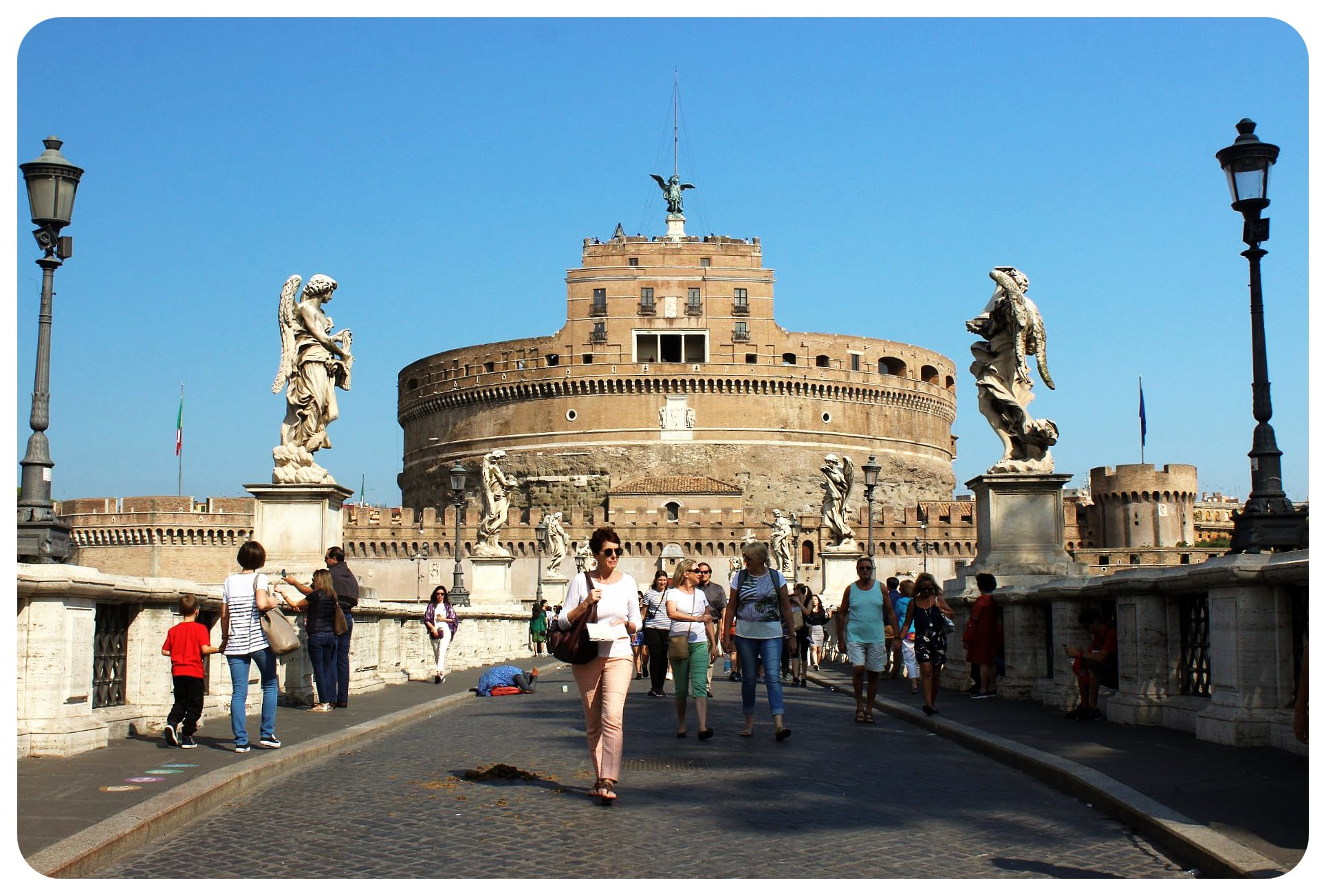 rome castell st angelo