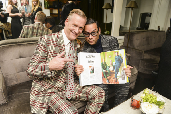 Modern Luxury's Dine with : the Dandies