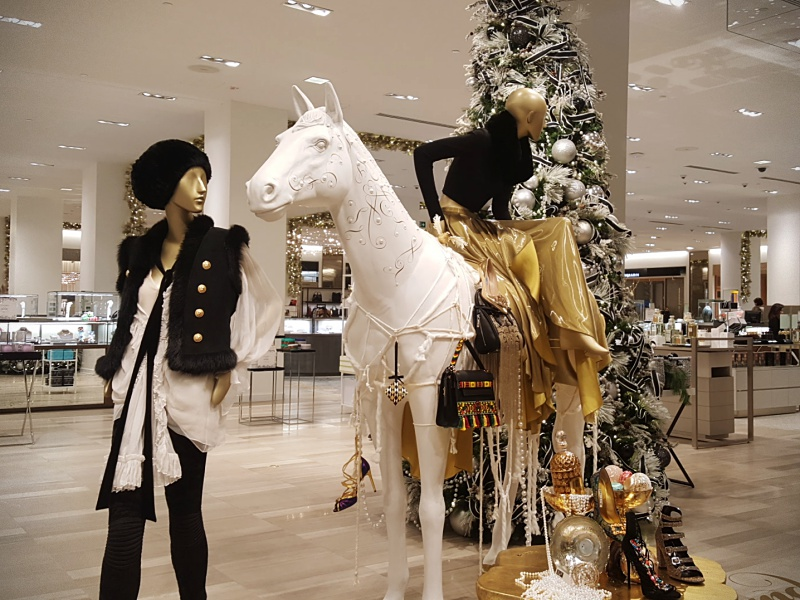 Saks Fifth Avenue Christmas