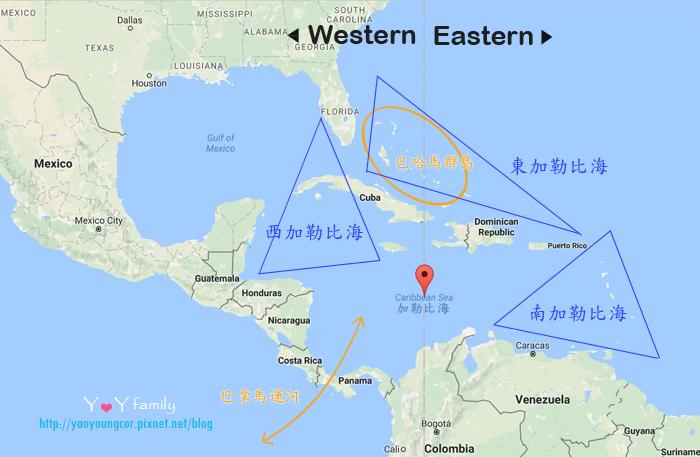 caribbean line-1