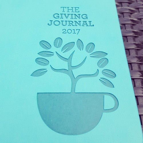 DavaoFoodTripS.com - Giving Journal 2017 and a Season Of Giving for CBTL Philippines