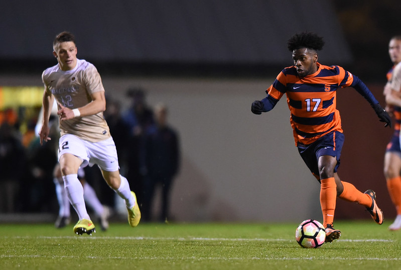 SU Soccer: Syracuse vs Wake Forest
