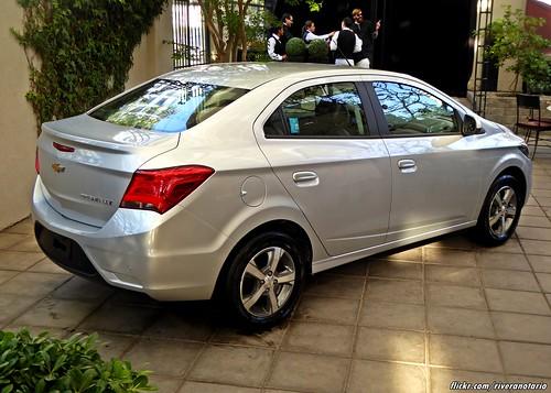 Chevrolet Prisma - Lanzamiento en Chile