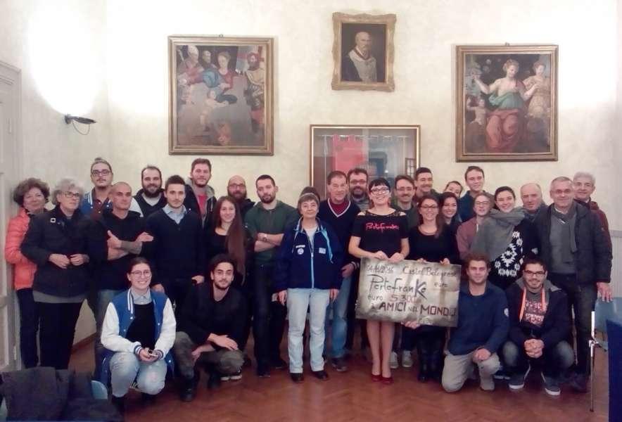 Settemila euro da Portofranko in beneficenza ad alcune associazioni di volontariato