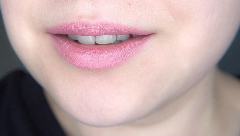 Lavera huulipuna Dainty Rose