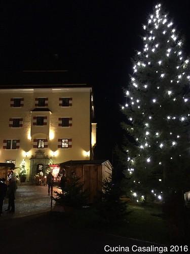 Schloss Fuschl - Weihnachten