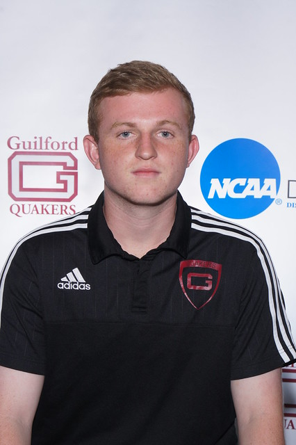 Dylan James Guilford College 2019