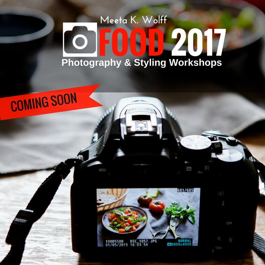 Food Photography Worshop 2017 Badge 1