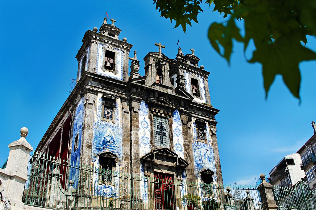 Roteiro do Porto: da Baixa Portuense ao Centro Histórico - Igreja de Santo Ildefonso