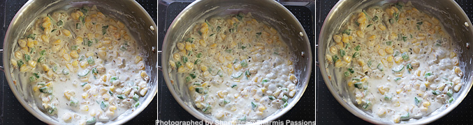 Sweet Corn Mayo Pasta Recipe - Step4