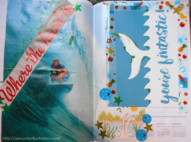 Embodiment Journal - Sea