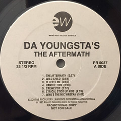DA YOUNGSTA'S:THE AFTERMATH(LABEL SIDE-A)