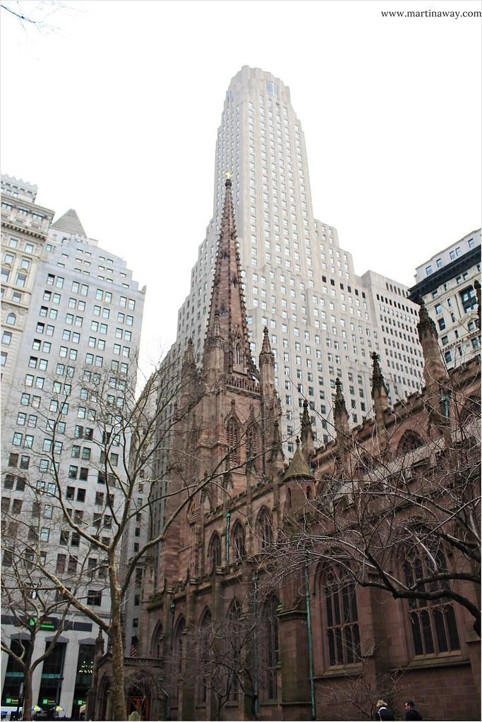 Trinity Church.