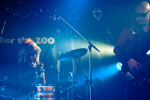 Coal Tar Moon live at Zher the Zoo, Tokyo, 24 Nov 2016 -00136