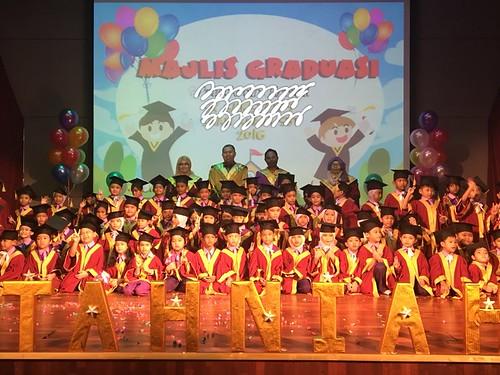 Qeeb's Preschool Graduation Day