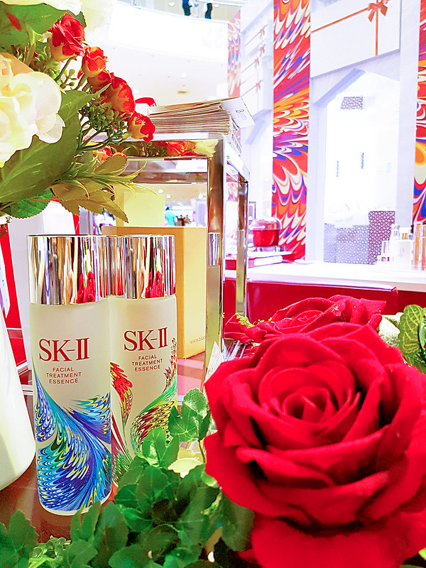 SK-II Suminagashi FTE Bottles
