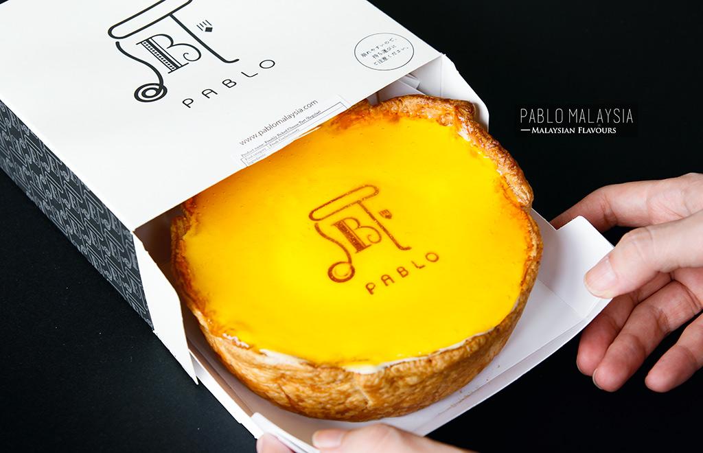 original baked cheese tart
