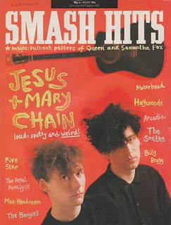 Smash Hits, July 16, 1986
