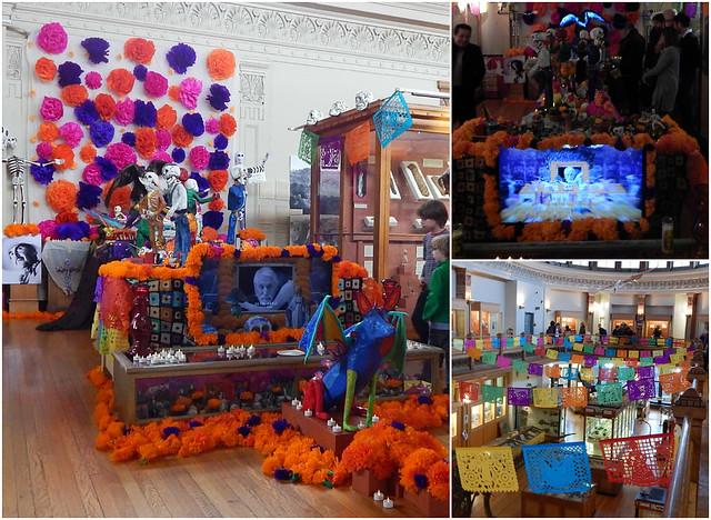 Altar de Muertos 2016