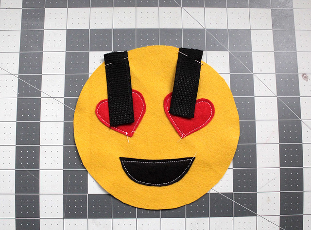 DIY Emoji Costume