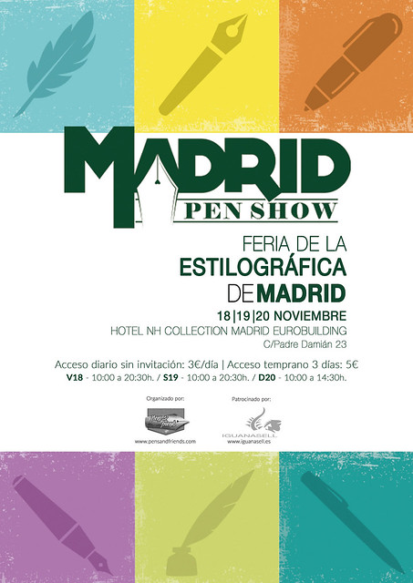 Madrid Pen Show 2016