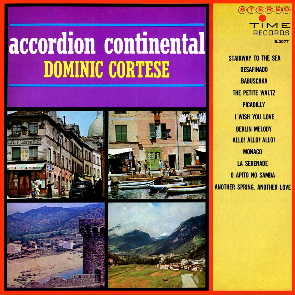 Dominic Cortese - Accordion Continental