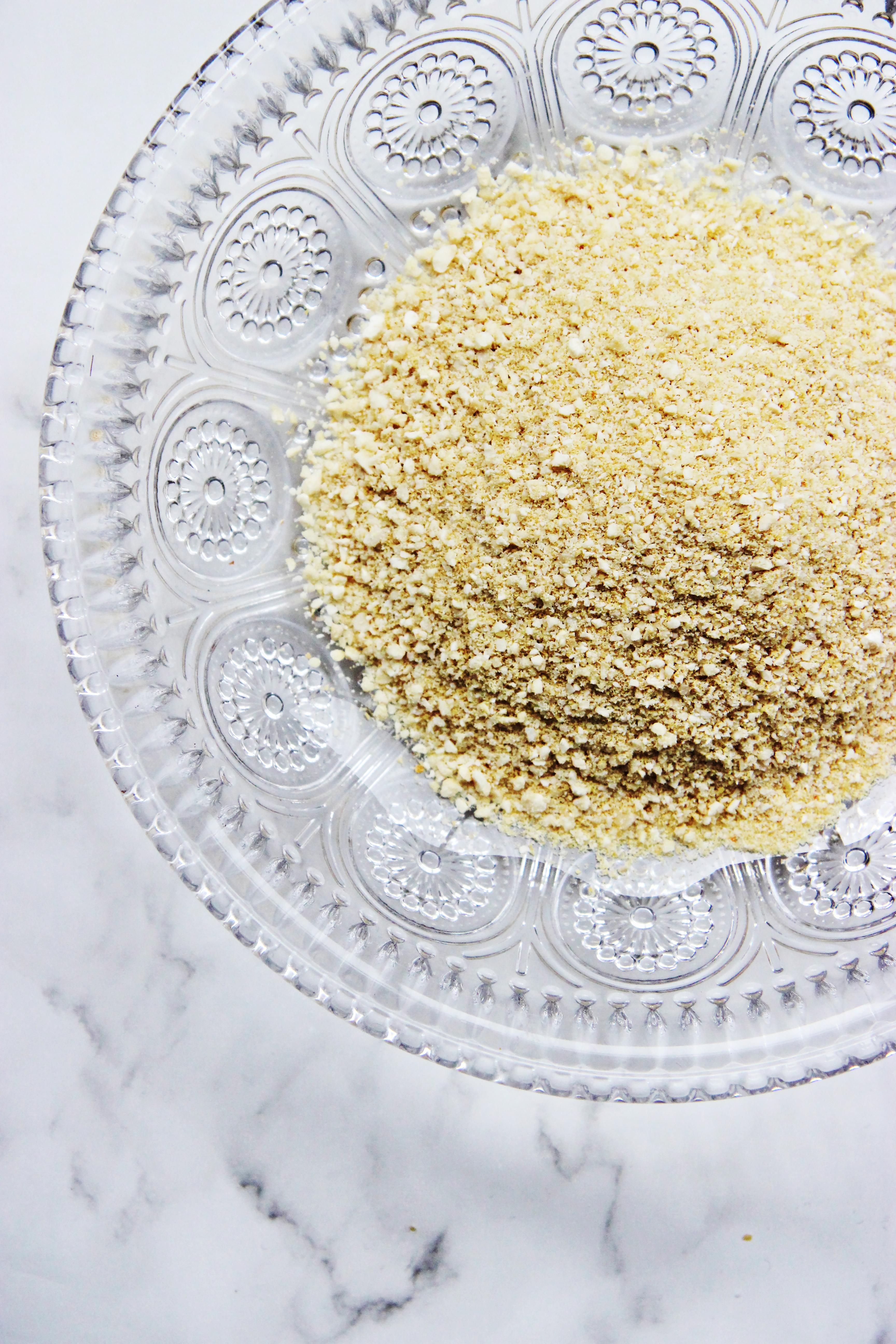 Parmesão Vegano / Vegan Parmesan