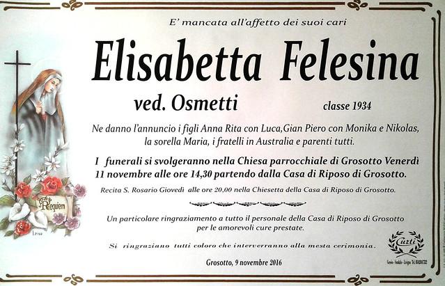 Felesina Elisabetta
