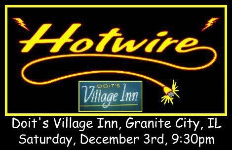 Hotwire 12-3-16