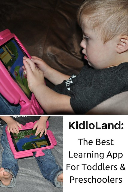 KidloLand - The Best Learning App for Toddlers & Preschoolers