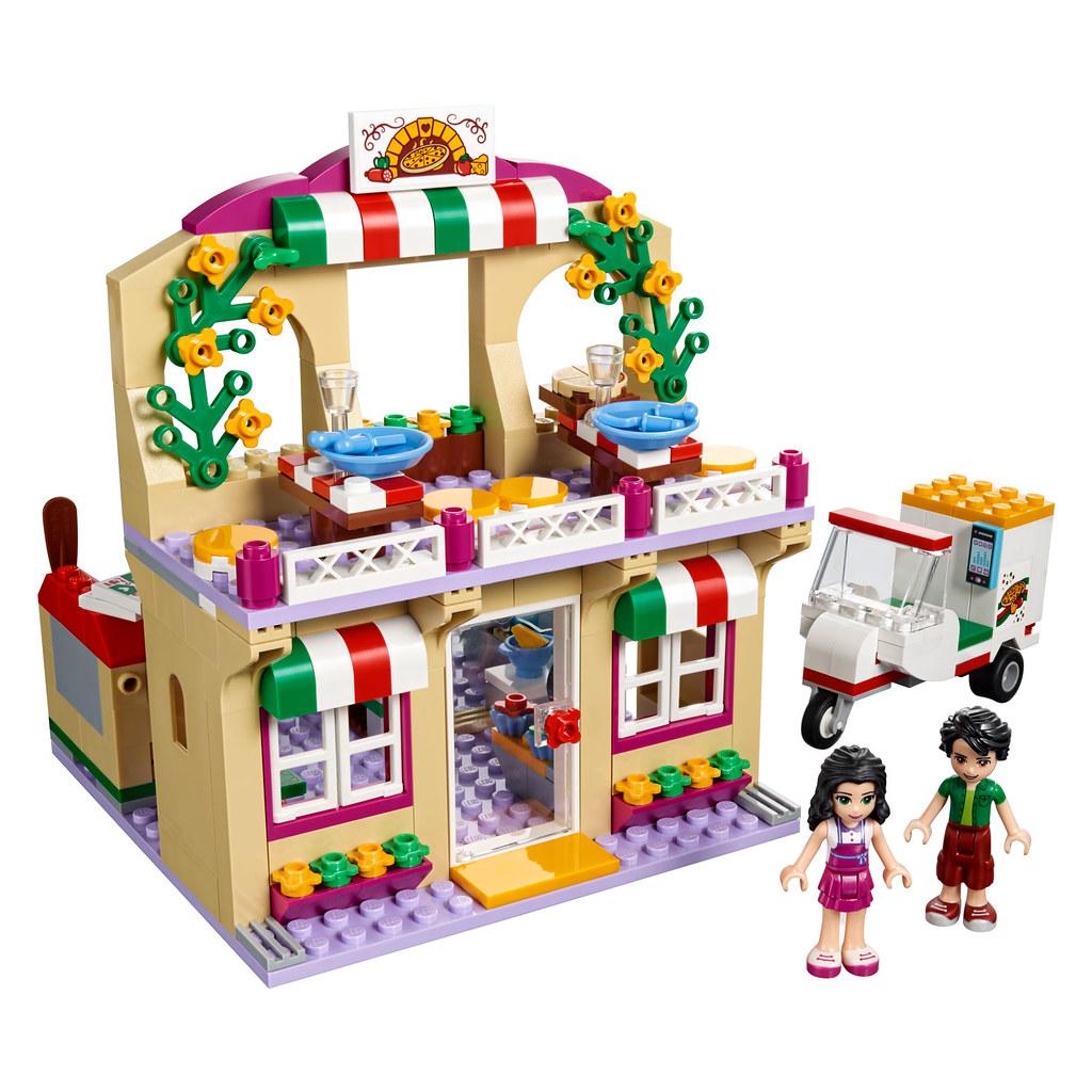LEGO Friends Heartlake Pizzeria (41311)