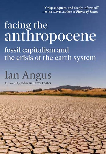 Photo of Facing the Anthropocene Cover
