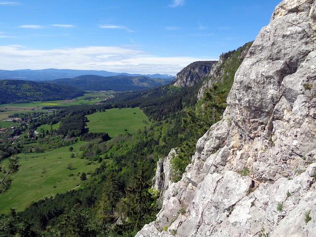 Hohe Wand - Wüde Posteline 260m (6)