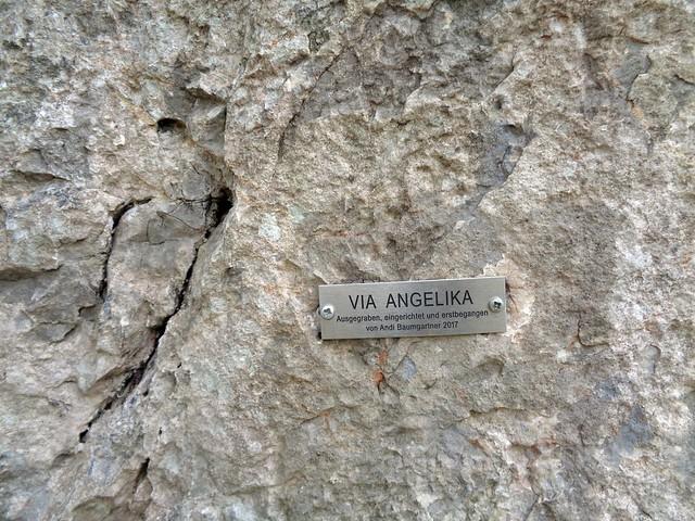 Hohe Wand – Via Angelika + Neuer Innerkoflersteig 200m (7)