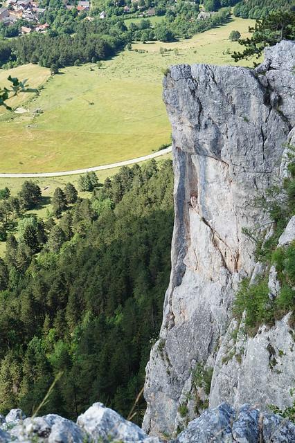 Hohe Wand – Betty és Hochemporverschneidung 150m (6) 20210626