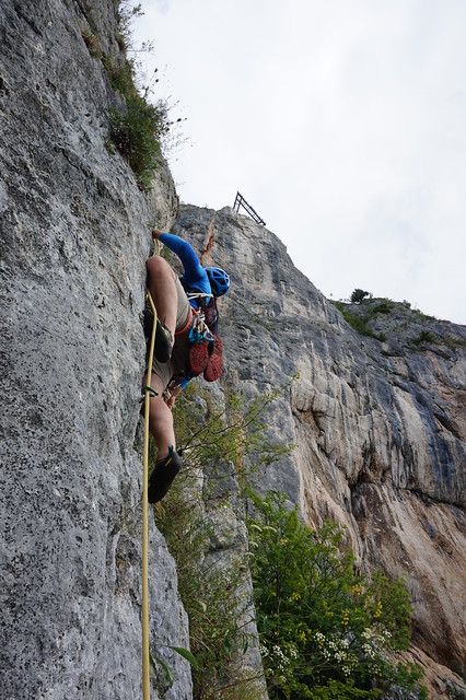Hohe Wand – Jagd den Snark 275m (6+) 20210701