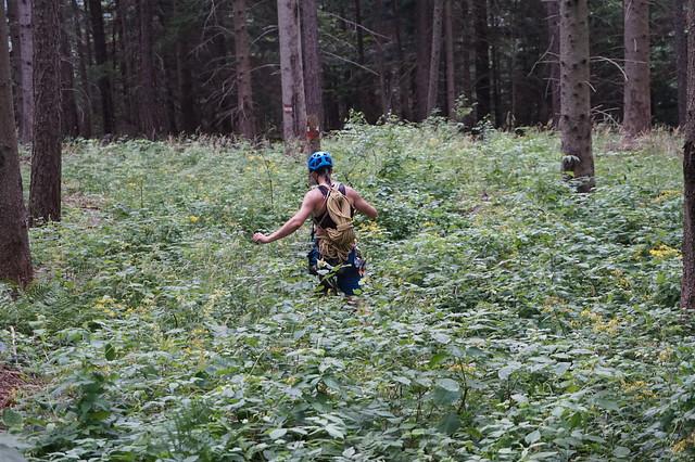 Rax Klobenwand – John Wayne der Alpen 180m (6+) 20210812
