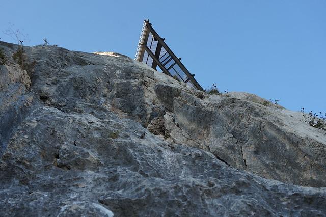 Hohe Wand – Sonnenuhrwand kombó 190m (7+) 20210909